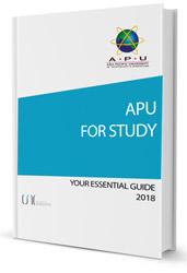 دانشگاه پسیفیک آسیا مالزی (APU)  کتاب الکترونیکی