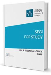 دانشگاه SEGi مالزی  کتاب الکترونیکی